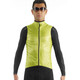 assos sV.blitzFeder_evo7 Wind Vest Men Safety Yellow